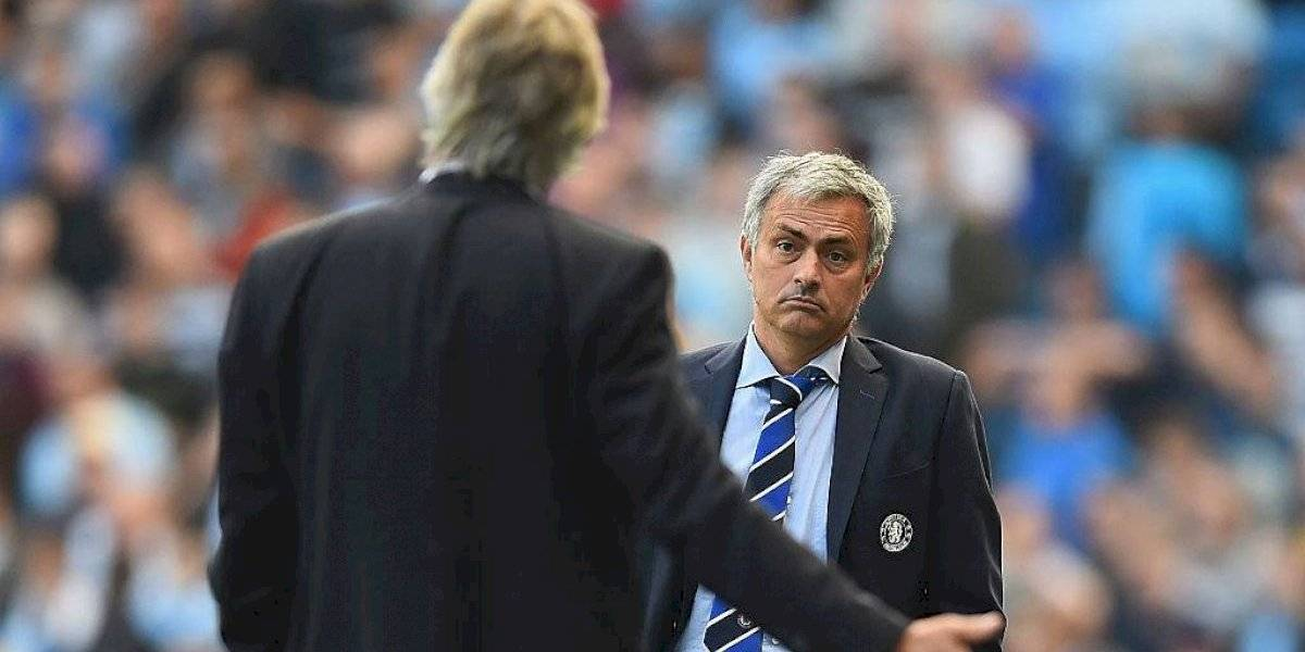Mourinho debutará como técnico de Tottenham frente a su antiguo némesis Manuel Pellegrini