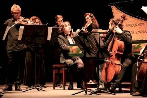 â Il Pomo dâ Oroâ ofreció lo mejor de su repertorio.