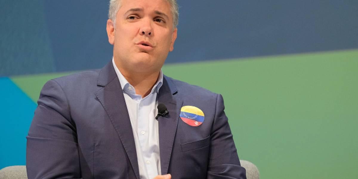 Duque espera jornada tranquila de protestas en Colombia pese a diferencias