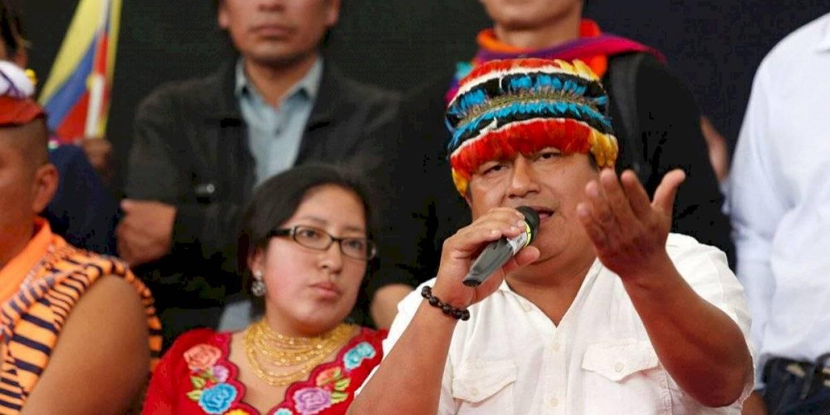 Se filtra nuevo video de Jaime Vargas sobre el incidente en Cotopaxi