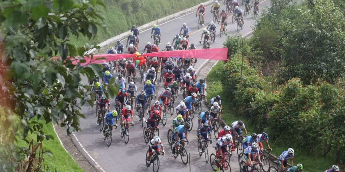 Guatemala tendrá un ciclista en los Juegos Olímpicos 2020