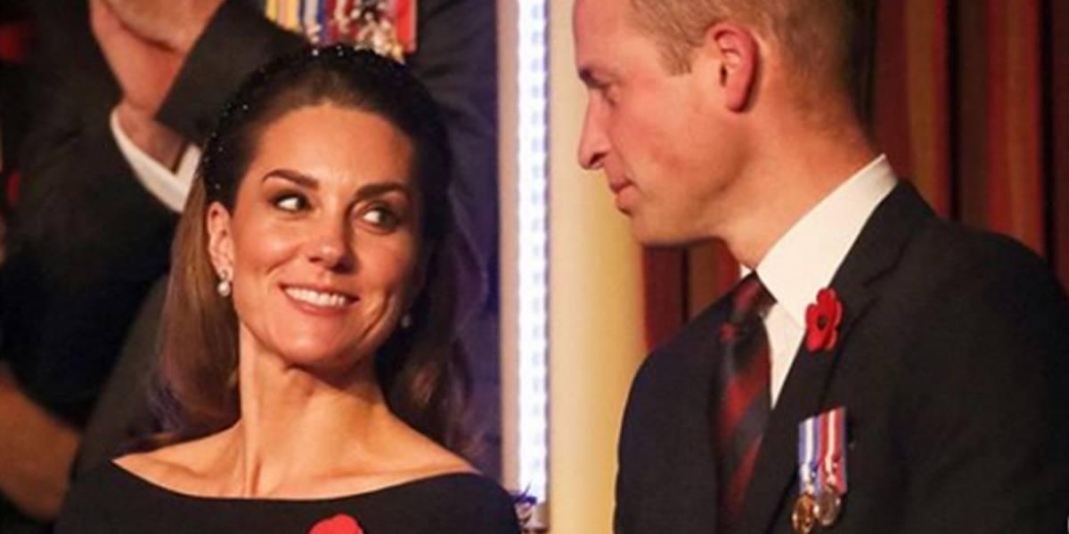 Kate Middleton y el príncipe William se enfrentaron a locutor que se burló de la princesa Charlotte