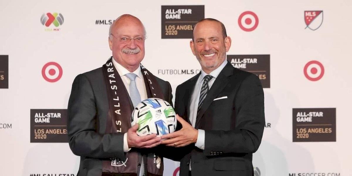 La Liga MX y la MLS sostendrán su primer juego de estrellas
