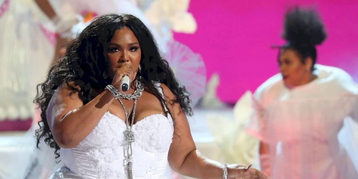 La rapera Lizzo es la favorita a arrasar en los Grammy Awards 2020
