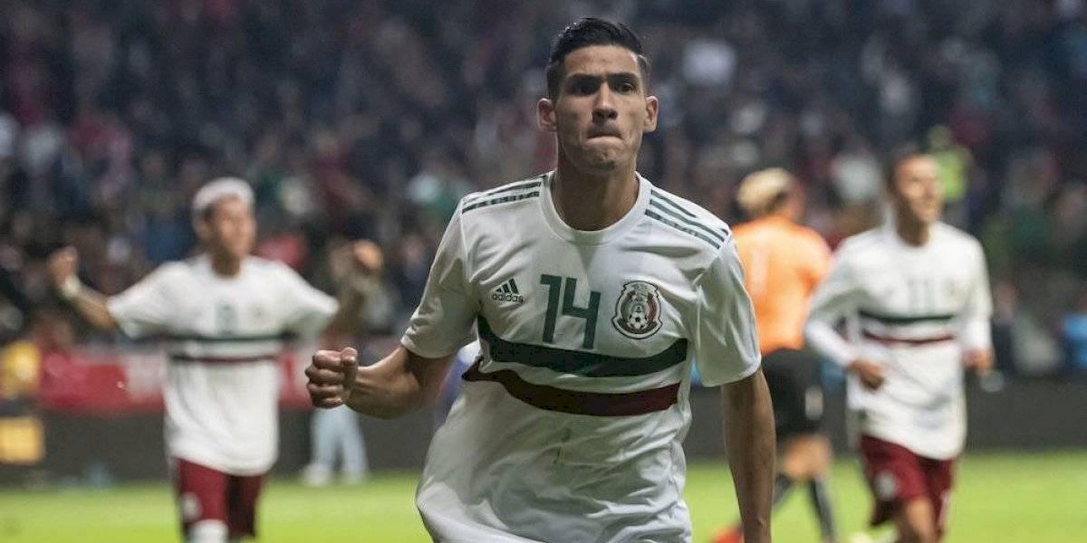 México saca sufrido triunfo ante Bermudas