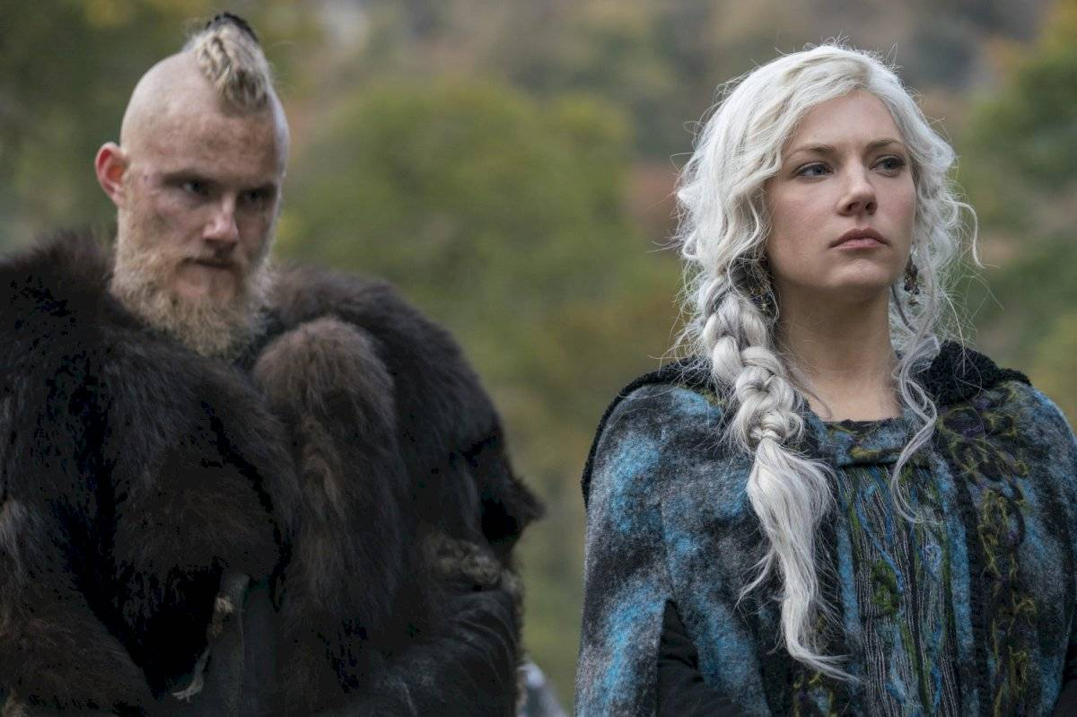 Katheryn Winnick da impactantes detalles de Vikingos y la temporada 6