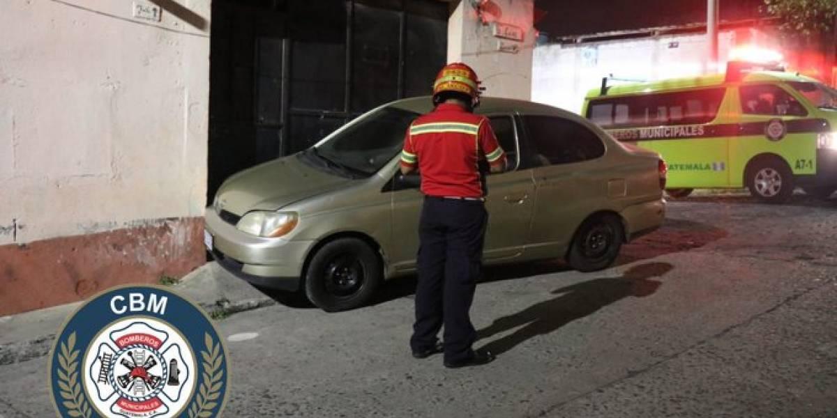 Matan a balazos a pareja en zona 12 de Villa Nueva