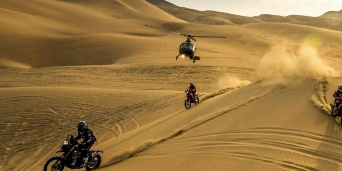 El Dakar 2020 muestra su trazado por el desierto de Arabia Saudita