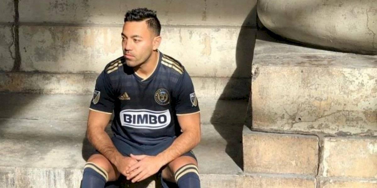 Philadelphia Union pone a Marco Fabián en la lista de transferibles