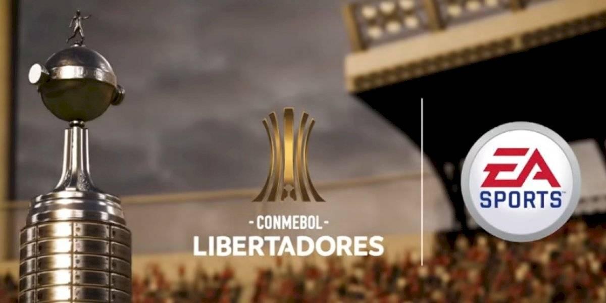 La Copa Libertadores llega al FIFA 20