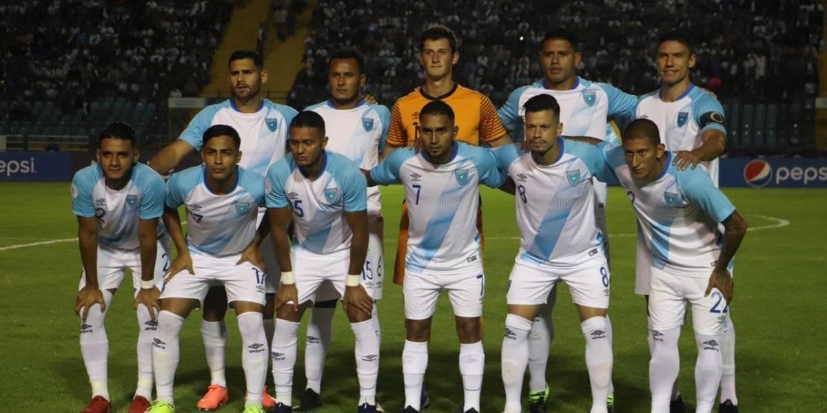 Copa Oro 2021: Guatemala conoce fechas para jugar ante Montserrat