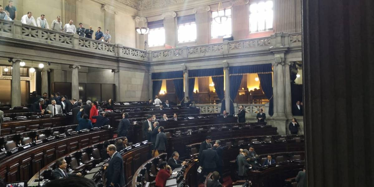 Señalan posibilidad de que diputados retiren interpelaciones para conocer Presupuesto 2020