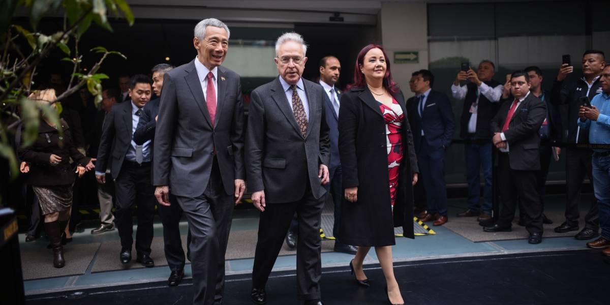 Singapur busca estrechar lazos con México