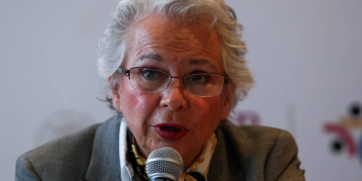 Sánchez Cordero advierte que no cederán a presiones de campesinos