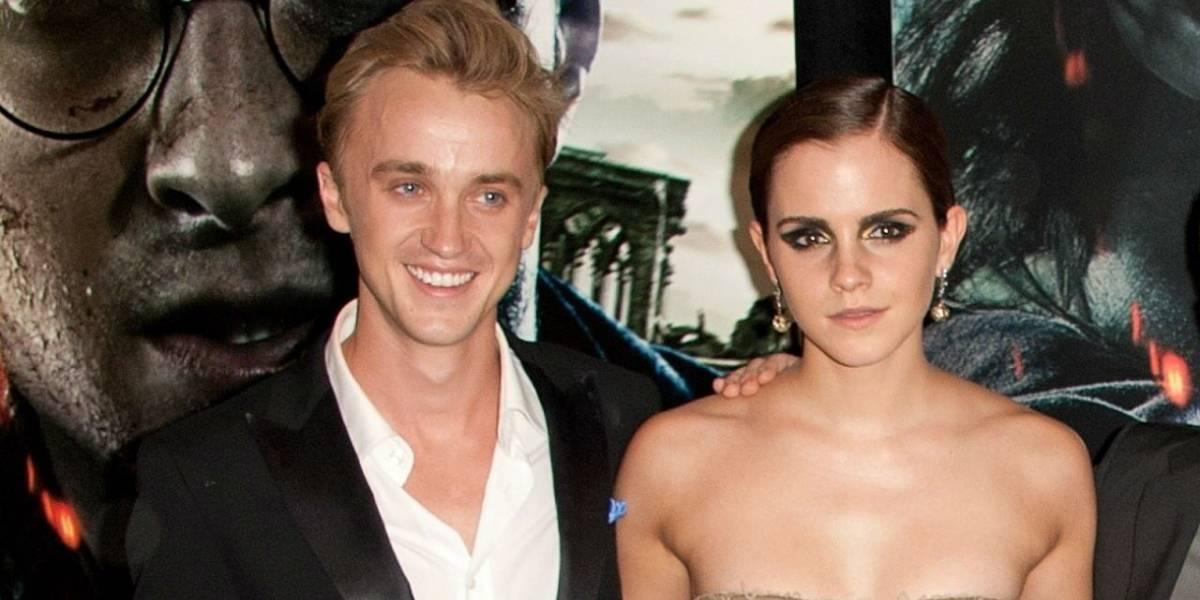 Tom Felton confiesa por primera vez del tipo de relación que tiene con Emma Watson