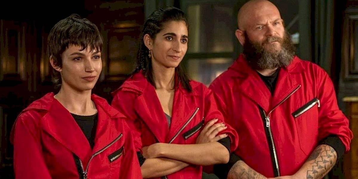 La Casa de Papel: Atriz insinua que não voltará na 4ª parte da série