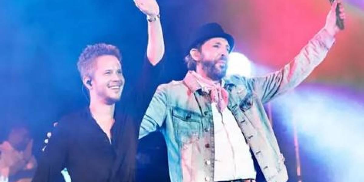 """Vicente García y Juan Luis Guerra nominados al """"Grammy Americano"""""""