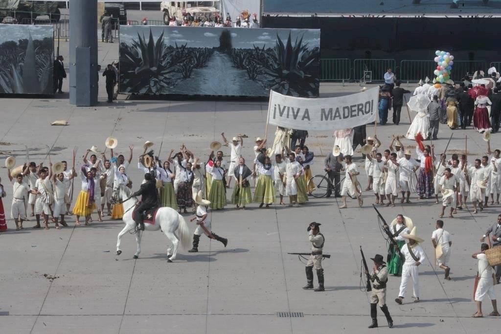 Representación Revolución Mexicana