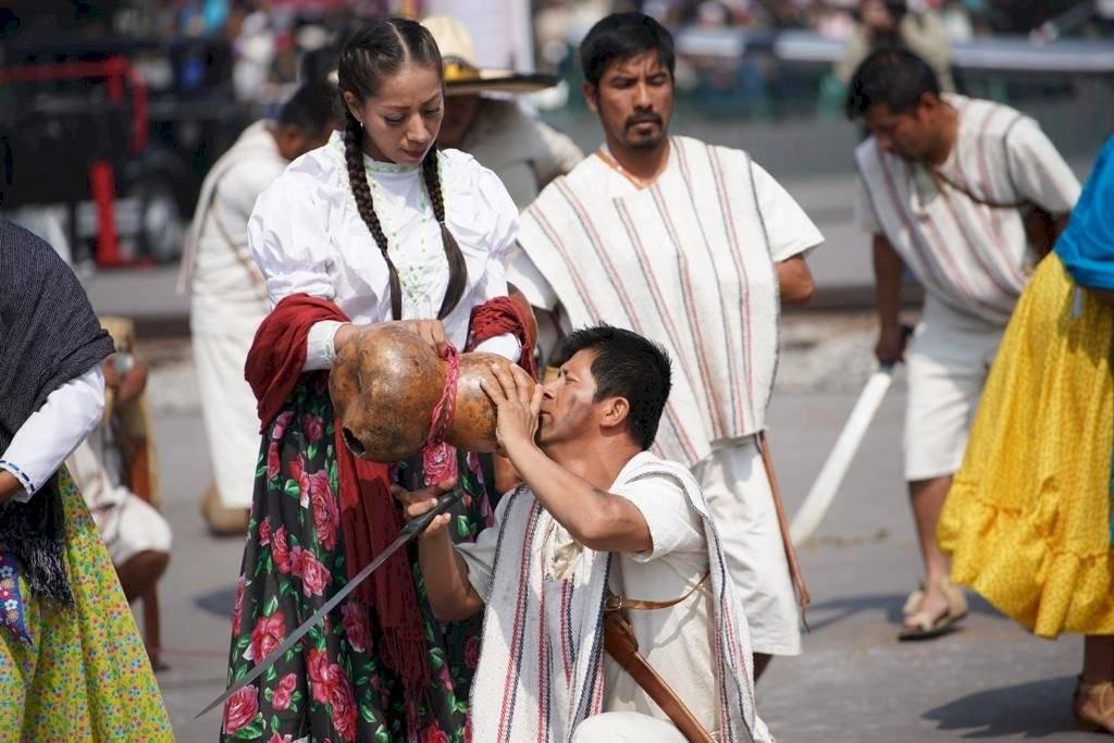 Desfile Revolución Mexicana