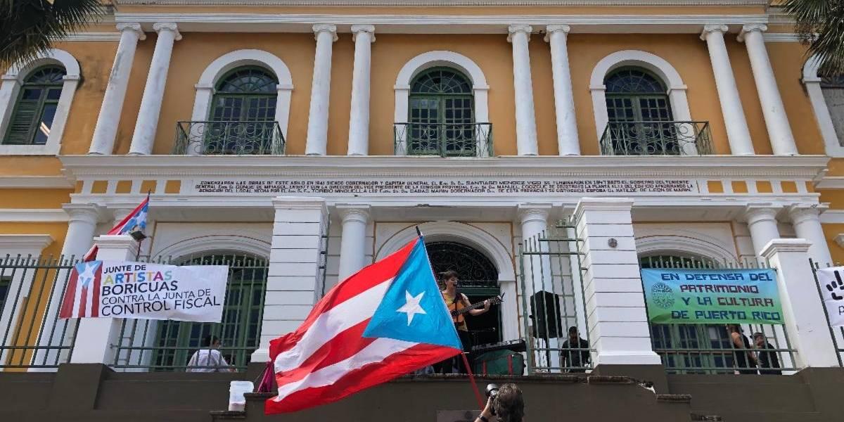 Sin empleados el Instituto de Cultura Puertorriqueña