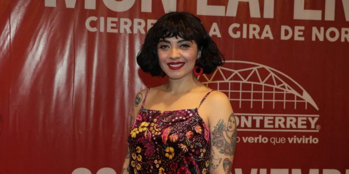 Carabineros enfrentan acciones legales contra Mon Laferte en Chile