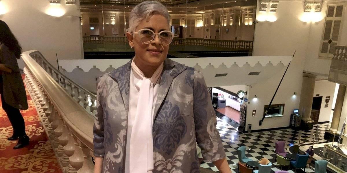 Eugenia León, lista para cantar A los 4 vientos
