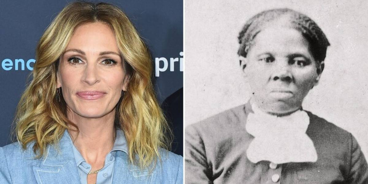 Executivo chegou a pedir que Julia Roberts interpretasse a ativista negra Harriet Tubman nos cinemas