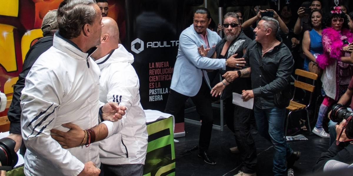 VIDEO: Alfredo Adame confiesa que ya no quiere pelear con Carlos Trejo