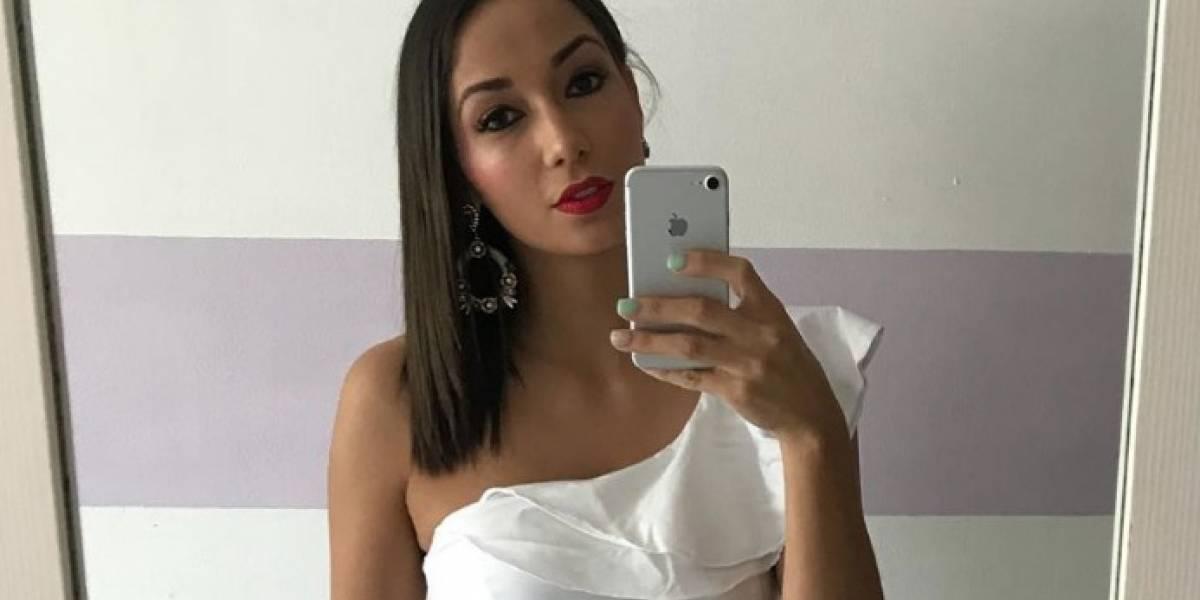 VIDEO. Aida Estrada se quita la ropa y exhibe su lencería en Instagram