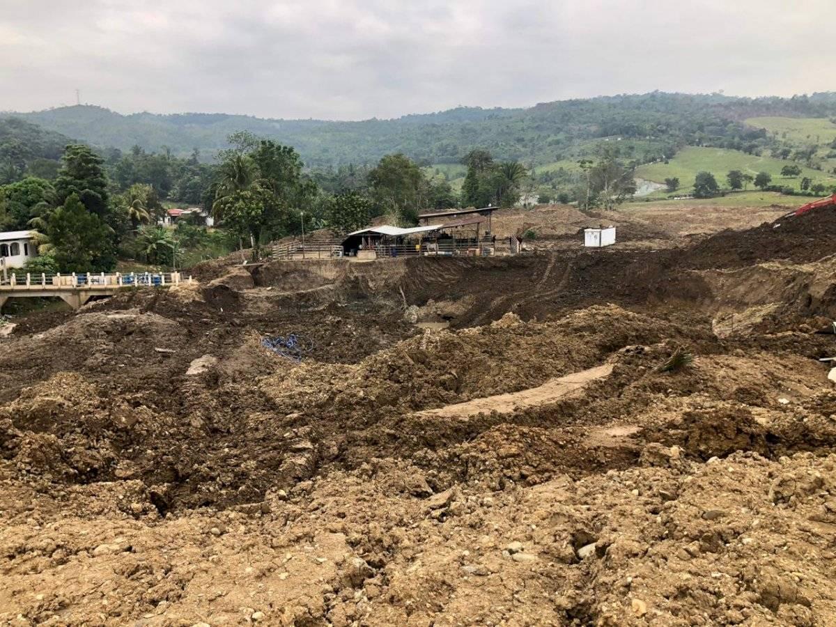 Operativo en Izabal contra explotación de jade. Ministerio Público