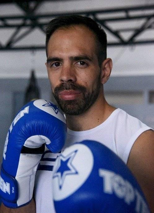 Andrés García Mundial Kickboxing Turquía 2019
