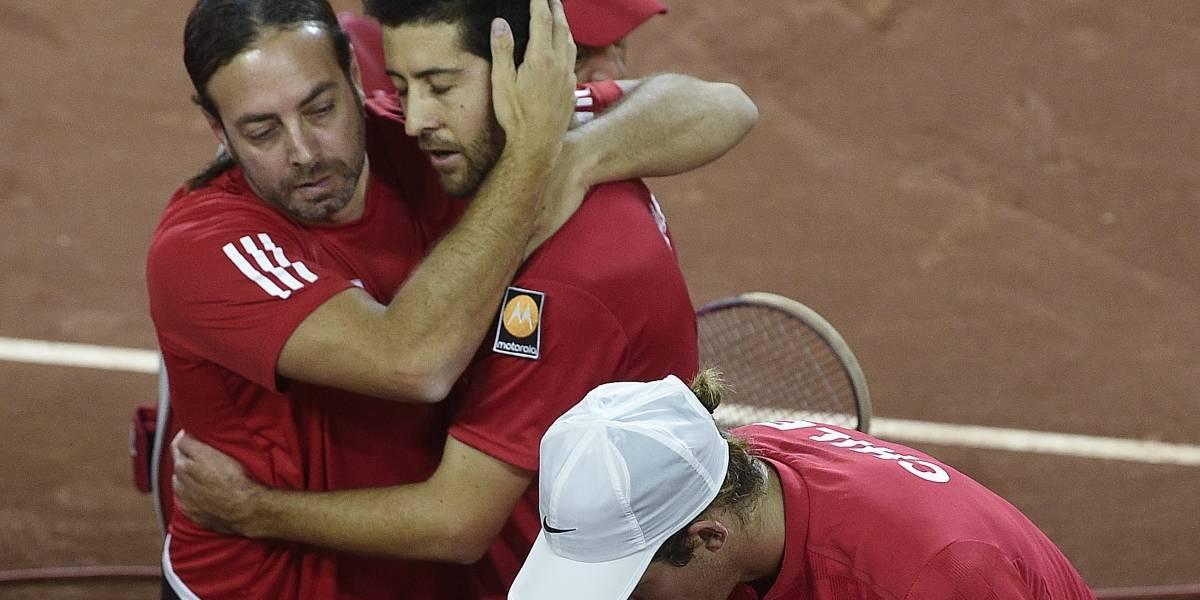 """El """"copero"""" Hans Podlipnik guarda la raqueta y anuncia su retiro del tenis en plena Davis"""