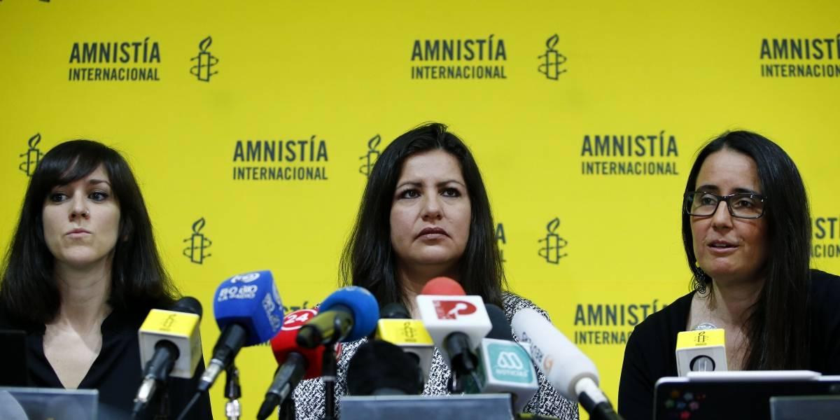 """Directora de Amnistía Internacional emplaza nuevamente a Piñera a reunirse por violaciones a los DDHH: """"Será importante presentarle nuestras conclusiones"""""""
