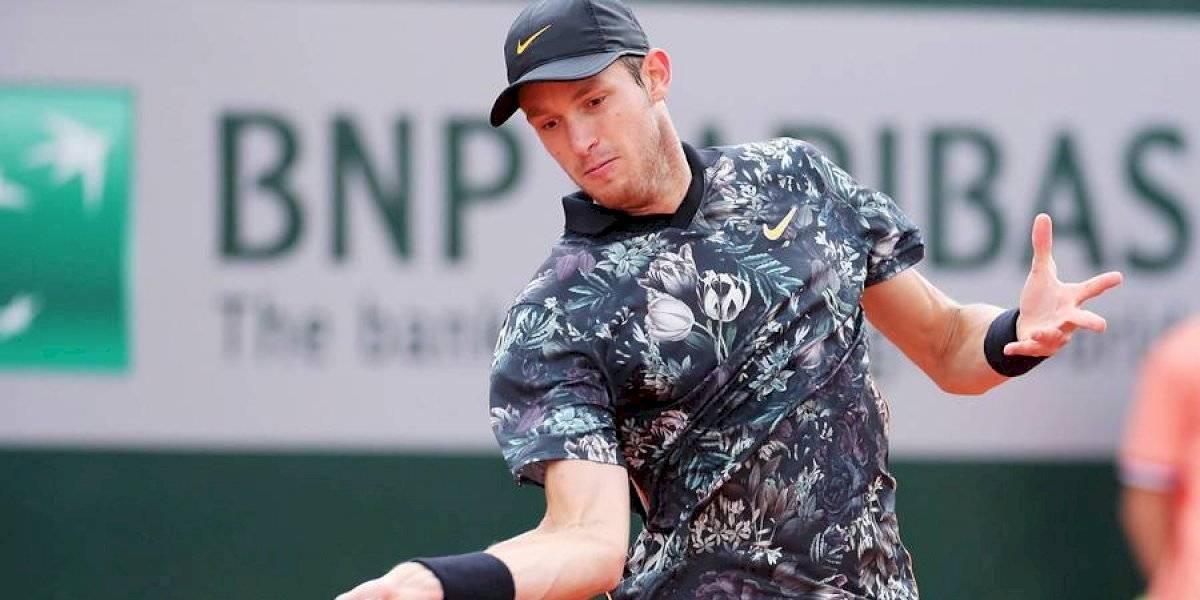 Como una película de terror: El segundo semestre de pesadilla de Nicolás Jarry que hundió su confianza y su tenis