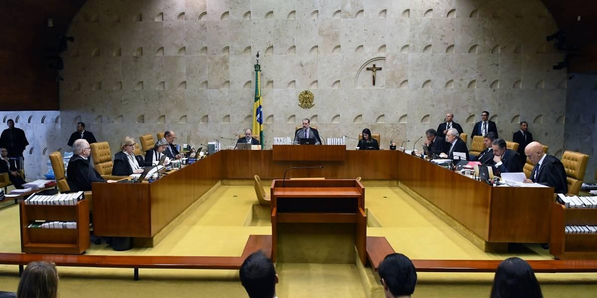STF retoma nesta quinta votação sobre uso de dados fiscais sem aval da Justiça