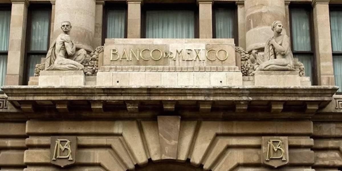 Sólo 32% de empresas utiliza financiamiento bancario: Banxico