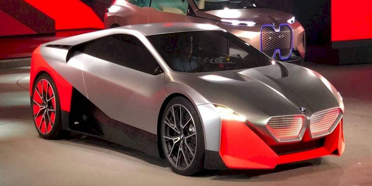 La alucinante partitura con que BMW sonorizó sus autos eléctricos