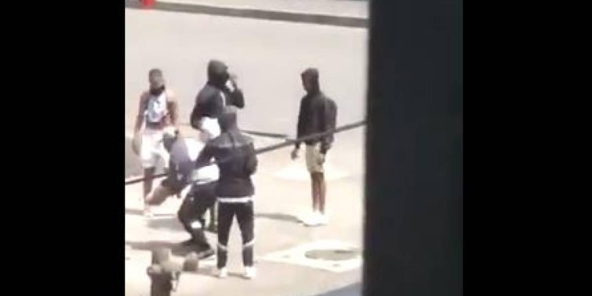 Decretaron toque de queda en Cali por vandalismo durante paro