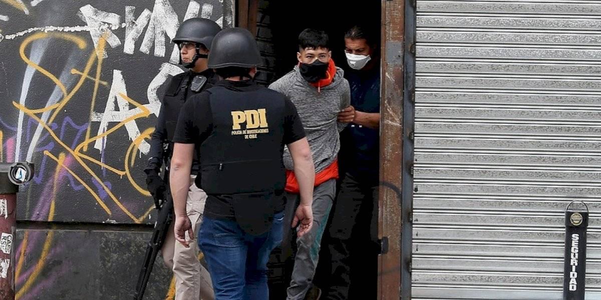 Violencia volvió a Valparaíso: varios locales fueron saqueados