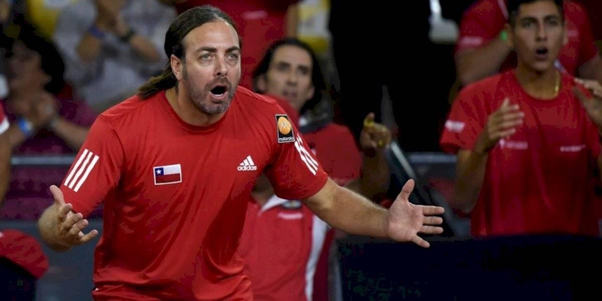 """La rabia de Massú después de la Copa Davis: """"En Chile sólo les importa porque se ganó o perdió, no el proceso ni nada"""""""