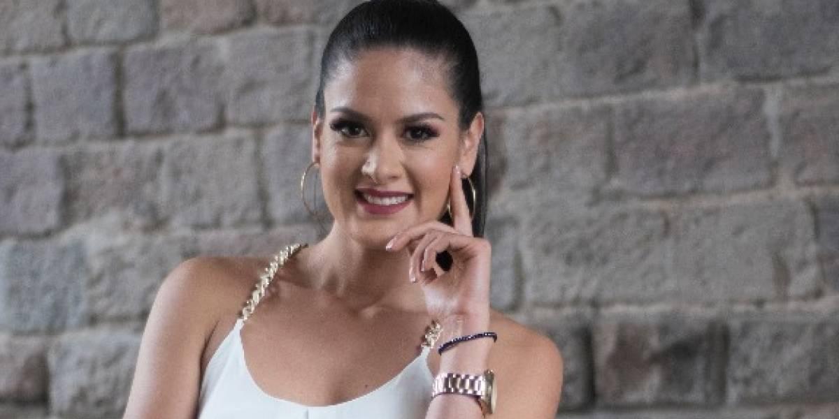 Reina San Francisco de Quito: Estefanía Barreno quiere disminuir impacto ambiental de residuos electrónicos