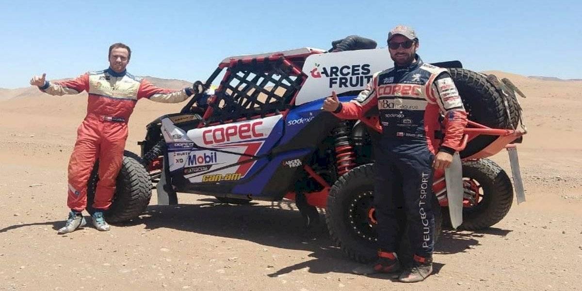 """""""Chaleco"""" López apunta a la consagración en el Dakar 2020"""