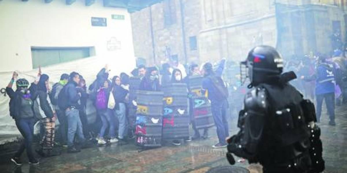 ¿Chile exportó el estallido social? Gobierno colombiano en alerta