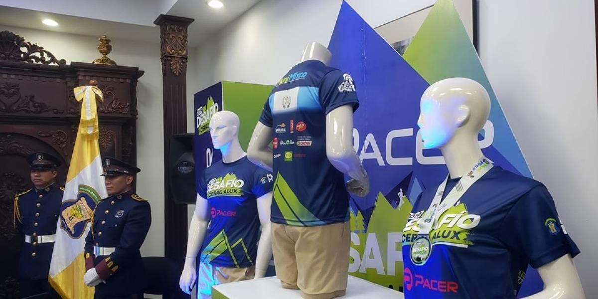 VIDEO. Presentan el Desafío Cerro Alux 2019
