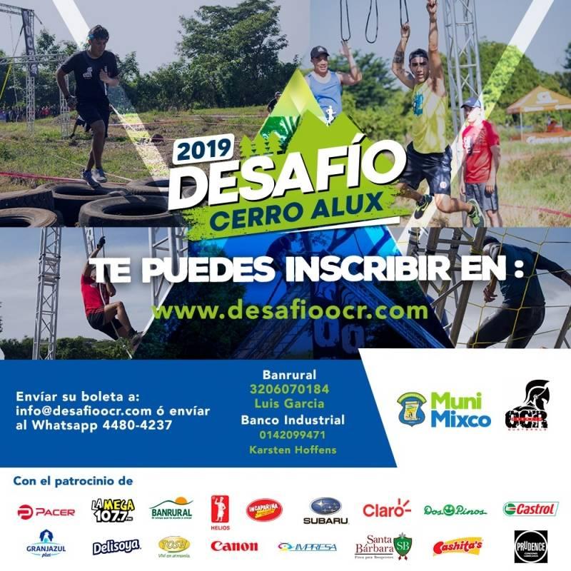 Desafío Cerro Alux 2019