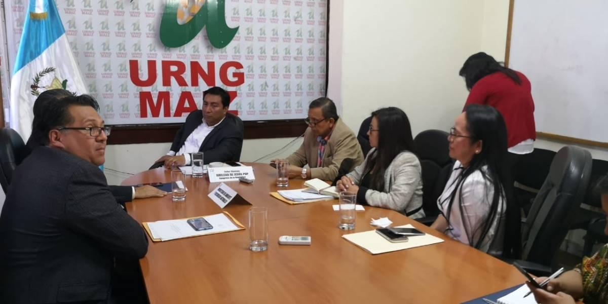 Trabajadora de Ambiente denuncia acoso en citación con diputado Amilcar Pop