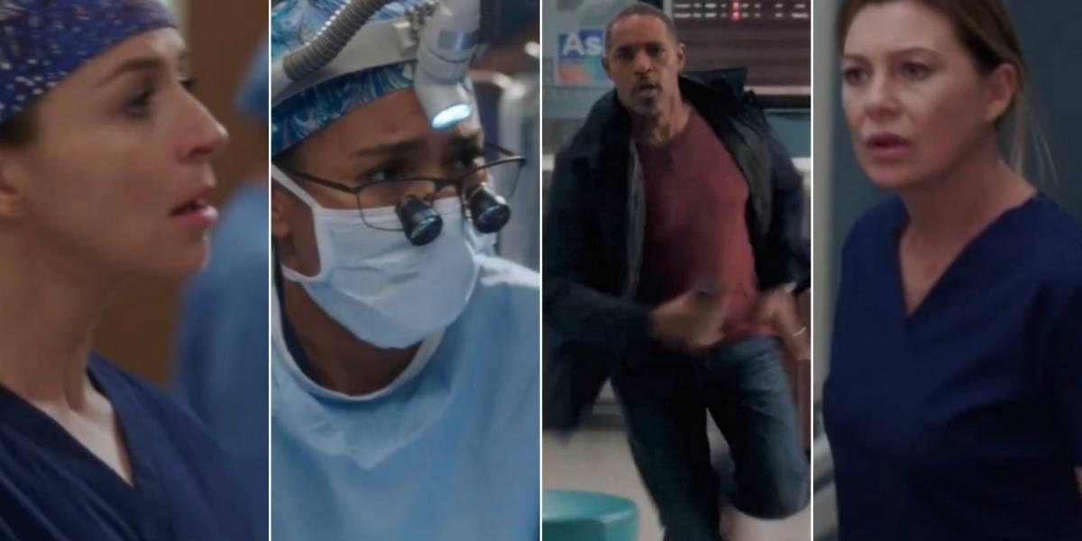 Grey's Anatomy: Revelam como último episódio de 2019 deixará espectadores no limite
