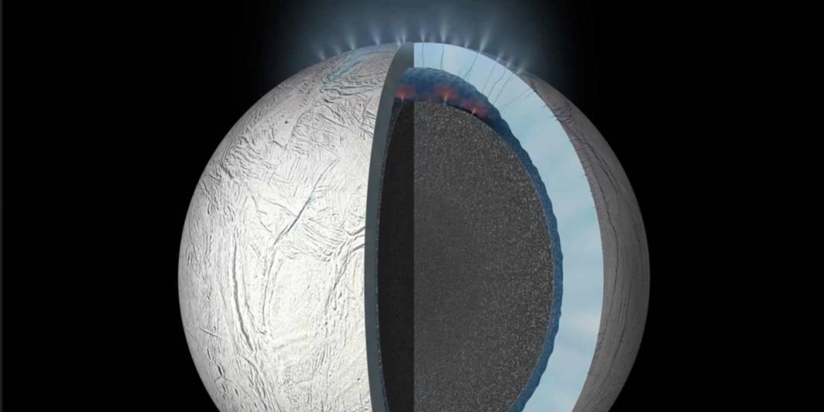 Expertos probarán Rover de la NASA en la Antártida que viajará a Luna de Saturno en pocos años más