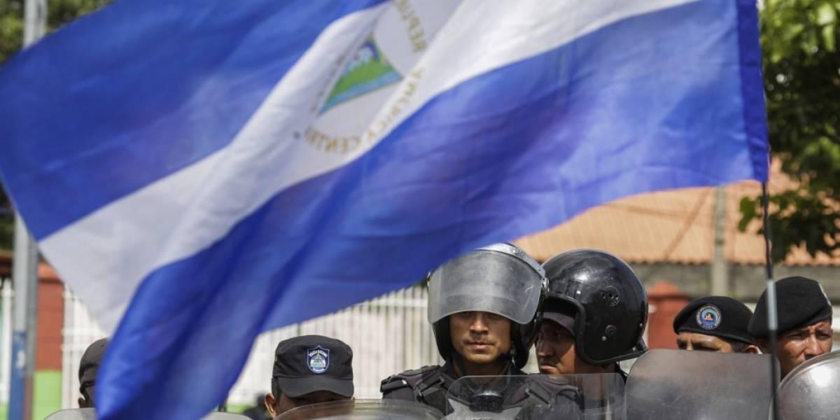 "Estados Unidos condena ""asedio"" a opositores en iglesia en Nicaragua"