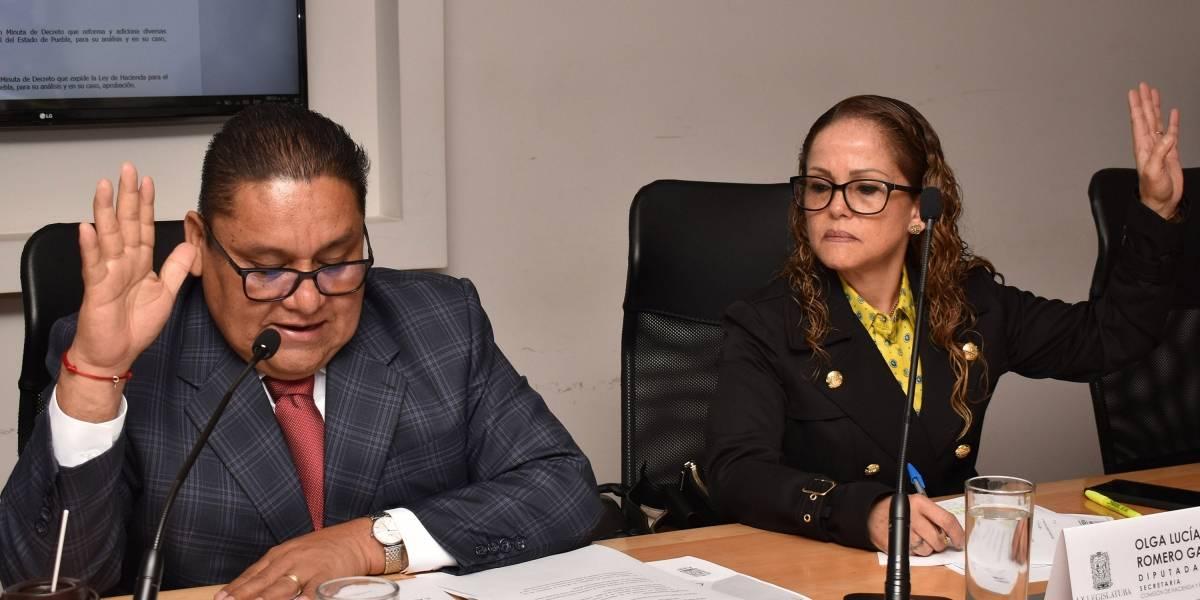 Proyecto de egresos poblano, ayudará al sistema de justicia penal
